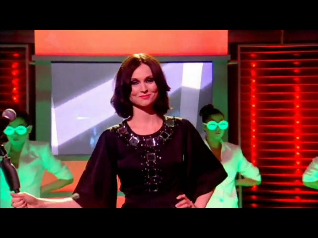 Heartbreak Make Me A Dancer (Live @ National Lottery 2009)