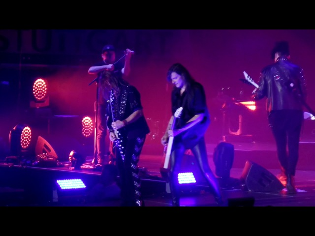 Helloween-Perfect Gentleman (Deris/Kiske)11.11.17 Stuttgart,Germany