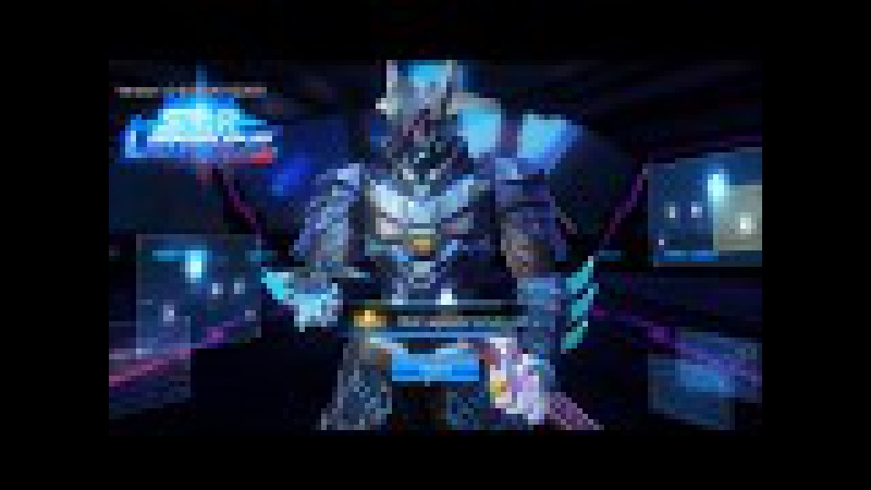 Star Legends Robot Wars android game first look gameplay español