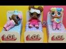 Как сделать одежду для кукол lol surpise ПИЖАМЫ Для кукол ЛОЛ своими руками.