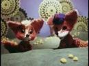 Как лисы с курами подружились (1980) Кукольный мультфильм | Золотая коллекция