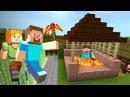 СКИНУЛ ГРИФЕРА в БЕЗДОННЫЙ КОЛОДЕЦ с ЛАВОЙ в МАЙНКРАФТ ВЫЖИВАНИЕ!! (Minecraft 9)