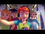 LEGO Friends musikvideo – We've Got Heart (SE)