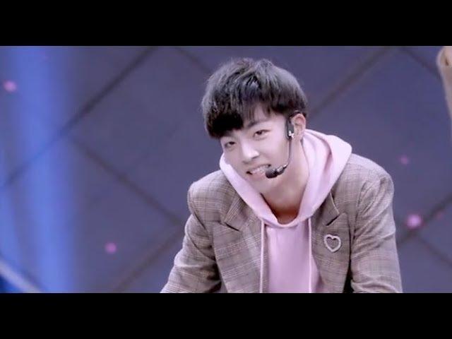 Idol Producer Group Evaluation 3 Chen Linong 陈立农 Individual Cam 《Firewalking》