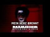 Rammstein - Mein Herz Brennt, Piano Version (Official Video)