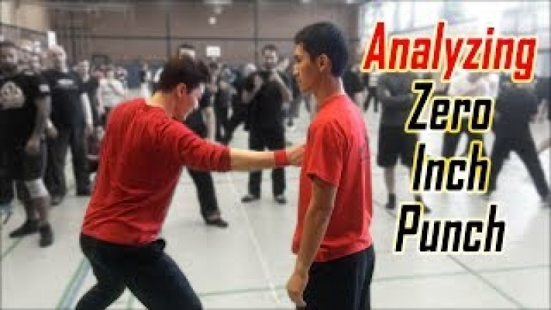 Analyzing Zero Inch Punch by DK Yoo