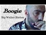 Blues Harmonica Shuffle - Big Walter Horton Boogie