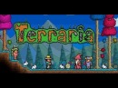 Terraria. Разведка и постройка первого дома.