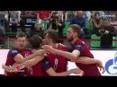 HD Fakel vs Zenit Kazan 10 01 2018 Russia Superliga Men Volleyball 2017 2018