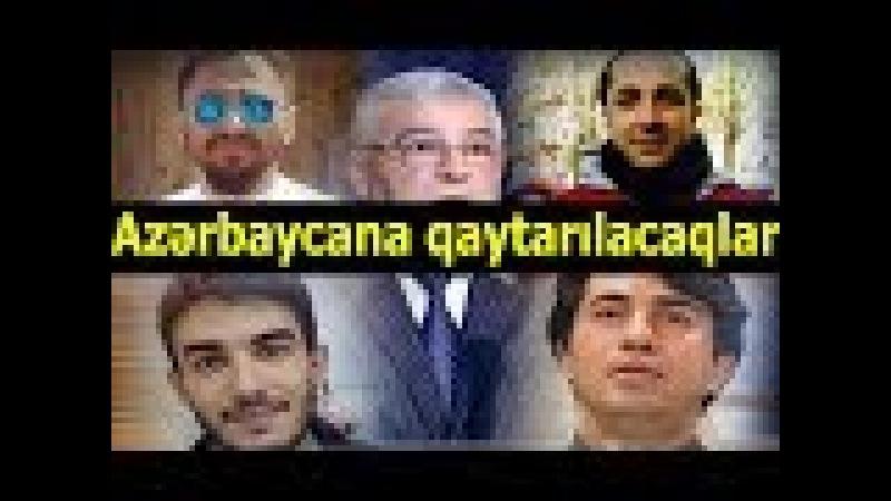 Orduxan, Məhəmməd və Tural Azərbaycana qaytarılacaq? (kanala abunə olun)