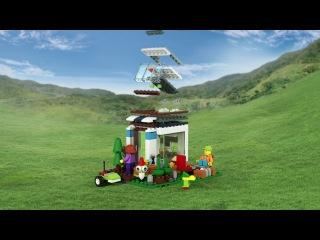 Конструктор LEGO Creator 31068 Современный дом