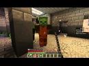 МиСТиК и ЛаГГеР Против Зомби! 1 Прохождение Карты Minecraft
