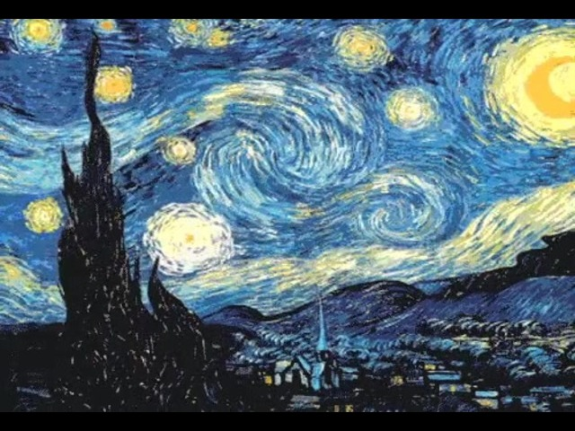 Galaktioni on The Starry Night