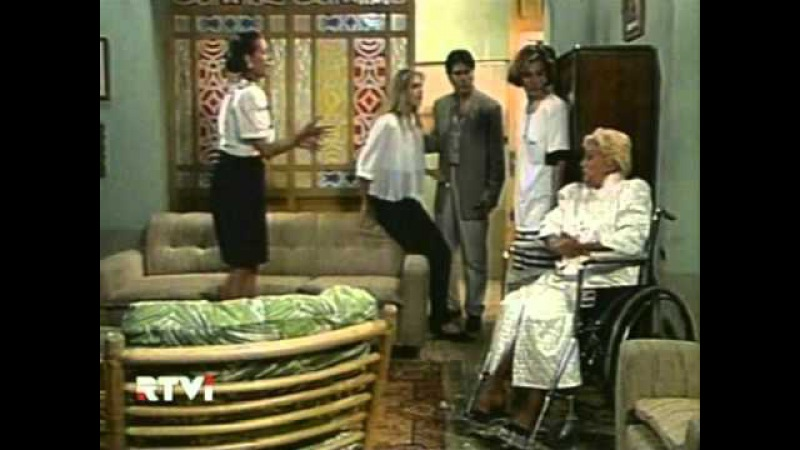 Замарашка / Cara Sucia 1992 Серия 115