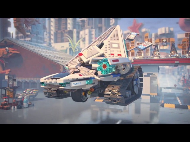 THE LEGO® NINJAGO® Movie™ – Ледяной танк