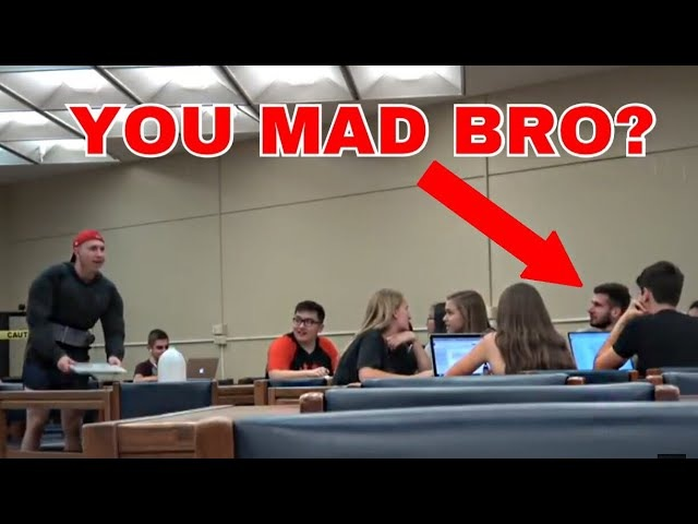 YOU MAD BRO?