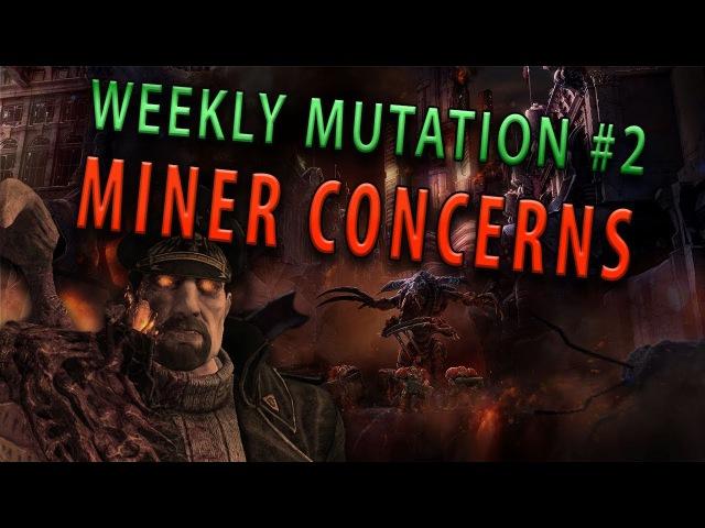 Miner Concerns - Weekly Mutation 2 - Starcraft 2 - Friday Special