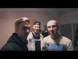 MC Paul Mac &amp Andrew Riqueza &amp Darkmaer - подготовка альбома