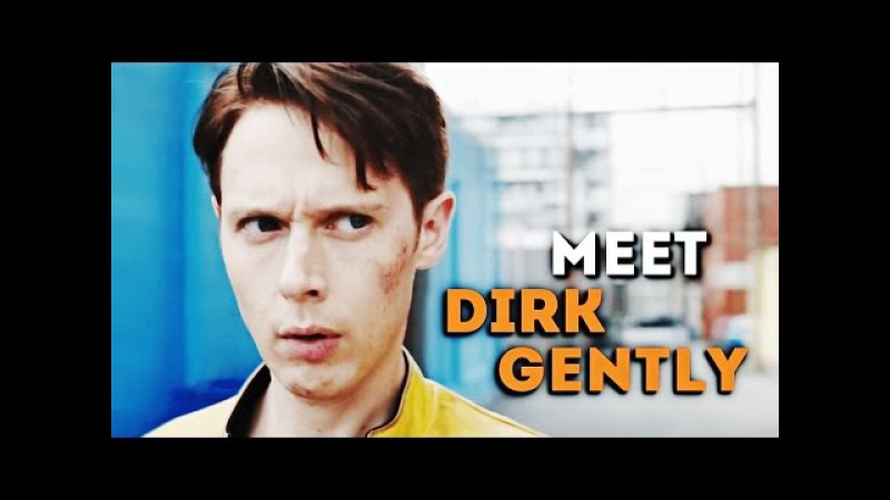 Dirk Gently's Holistic Detective Agency | Fanmade Trailer