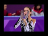 Алина ЗАГИТОВА КП 21.2.2018 another view @ Winter Olympic 2018