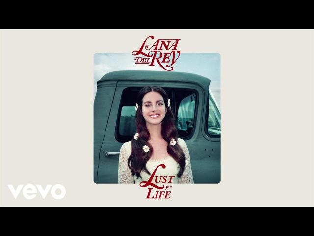 Lana Del Rey - Groupie Love (Official Audio) ft. A$AP Rocky