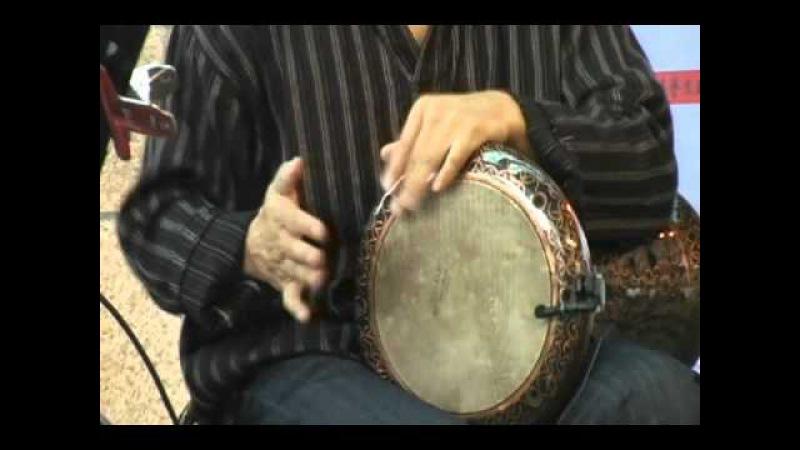 中東鼓名曲 Tabla (Darbuka) solo / Hossam Ramzy's