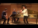 G P Telemann Trio sonata for Recorder and Treble Viol in d minor