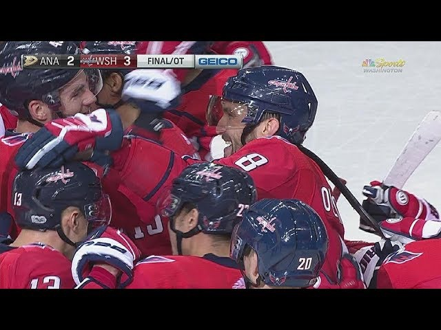 Alex Ovechkin 23 goal / Овечкин 23-й гол 16.12.17
