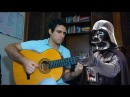 The Imperial March Star Wars - Darth Vader´s Theme - Fingerstyle Guitar Marcos Kaiser 26