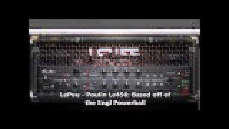 Engl Amp Sim Shootout - Pod Farm vs LePou vs Revalver 4 vs TSE vs Invasion vs Thermionik