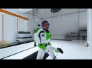 BUZZ LIGHTYEAR IN STAR WARS BATTLEFRONT II MOD