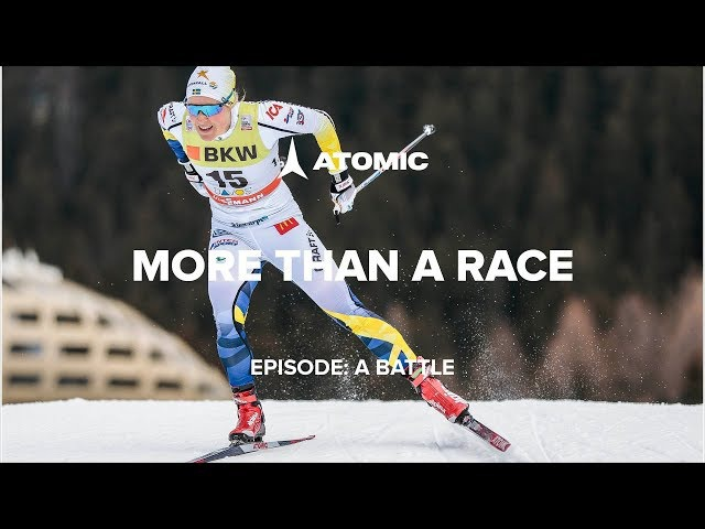 More than a Race   Episode: A battle with Hanna Falk