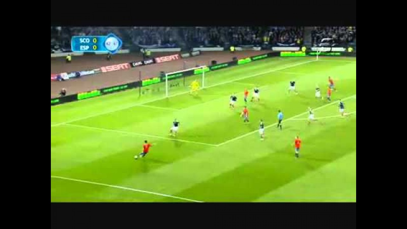 Spain´s clinical passing The football of the future in action YouTube