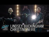 Lindsey Buckingham &amp Christine McVie - Lay Down for Free (The Late Late Show with James Corden)