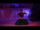 Надежда Белая (Брянск), студия танца FLORIENTAL @ НГ в Трайбл Мафии