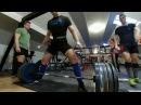 Становая тяга 240 кг - ×3 😈🏋