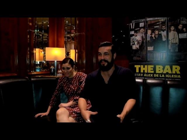 El bar - презентация на Берлинале (интервью) ES
