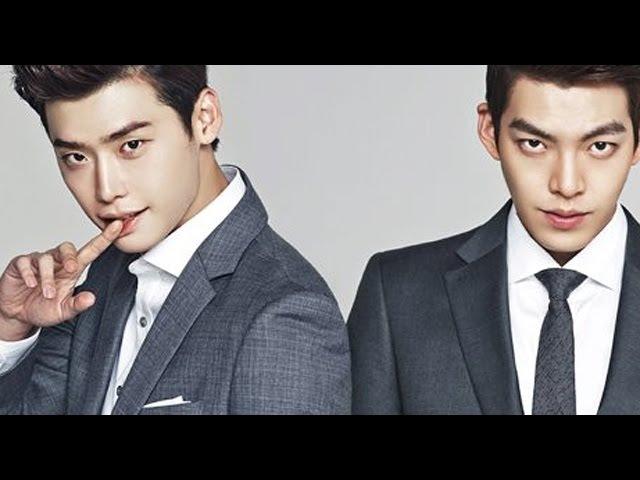Lee JungSuk Kim WooBin Lee HyunWoo Edits