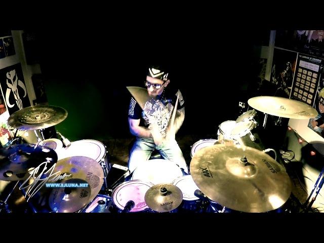 Mötley Crüe - Saint of Los Angeles - Drum Cover by EJ Luna Official