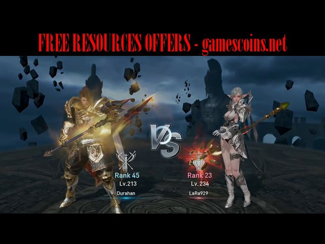 Lineage 2 :Revolution - How Get Unlimited Diamonds and Crystals (Android iOS)