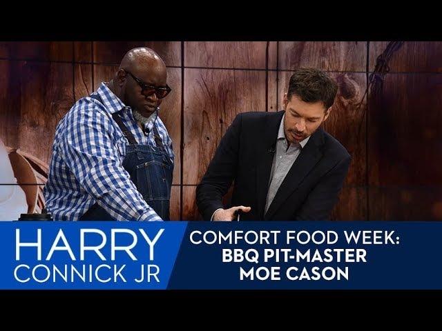 Comfort Food Week: BBQ Pit-master Moe Cason (Part 1)