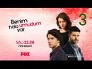 Турецкий сериал ( У меня всё ещё есть надежда ) 3 серия РУССКАЯ ОЗВУЧКА