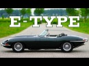 JAGUAR E-TYPE S1 3.8 Litre Convertible 1962 - Full test drive in top gear - Engine sound   SCC TV