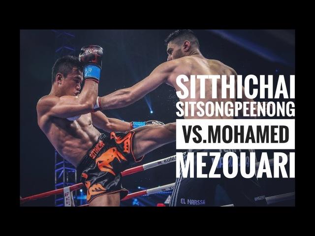 Kickboxing: Sitthichai vs. Mezouari (Tournament)   Insane Matchup  【KLF OFFICIAL】  FULL FIGHT-2015