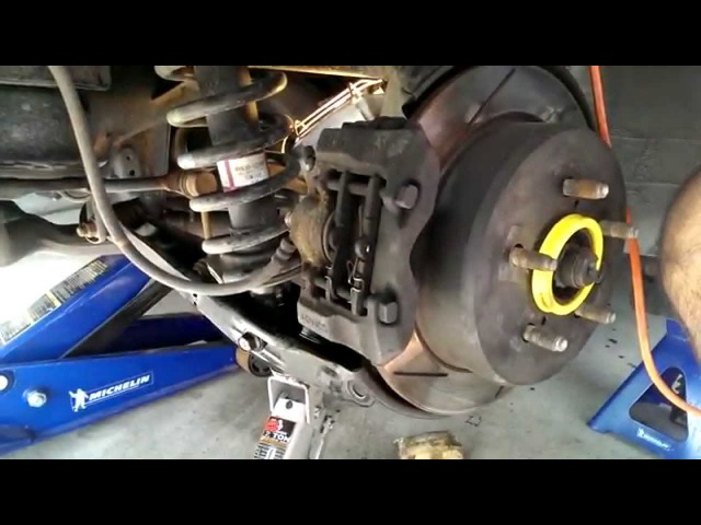 Lexus IS250350 AWD coilover (BC Racing) install