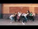 Dancehall Female 9 Жизней Choreo by Елизавета Тито