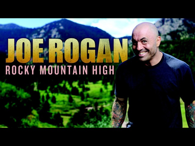 Джо Роган - Rocky Mountain High 2014 RUS Rumble