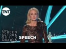 Nicole Kidman Acceptance Speech 24th Annual SAG Awards TNT