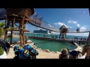 Costa Maya Port Pool MEXICO Royal Rudy Family