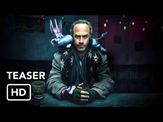Happy Season 2 Teaser Promo (HD) Christopher Meloni series